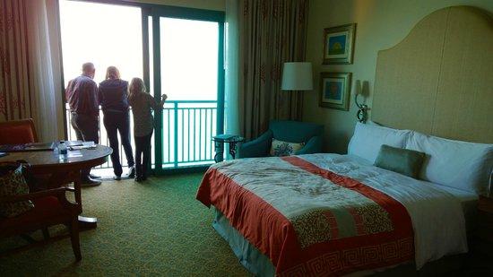 Atlantis, The Palm : Our room