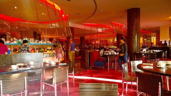 Atlantis, The Palm : Saffron Restaurant
