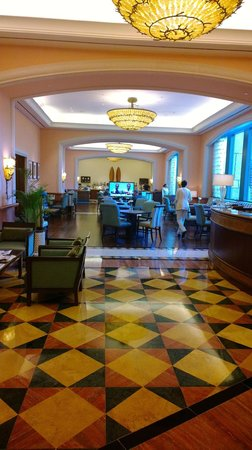Atlantis, The Palm : Imperial Club Lounge