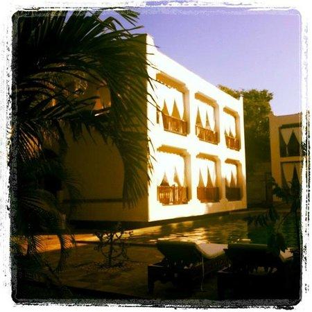 Kilili Baharini Resort & Spa: Spa area