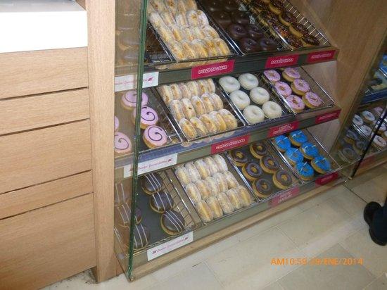 Dunkin Coffee: Donuts Animados.