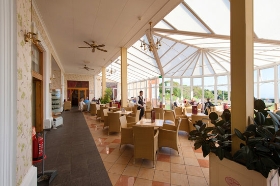 Conservatory Restaurant Picture Of Hydro Hotel