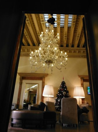 Arcadia Boutique Hotel: sala lettura