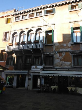 Arcadia Boutique Hotel: il palazzo sede dell'albergo