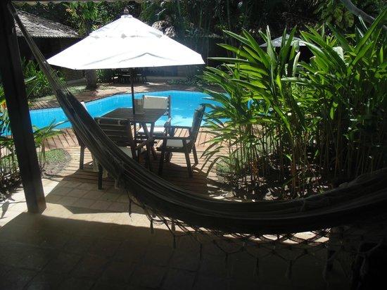 Pousada Berro do Jeguy: Vista piscina