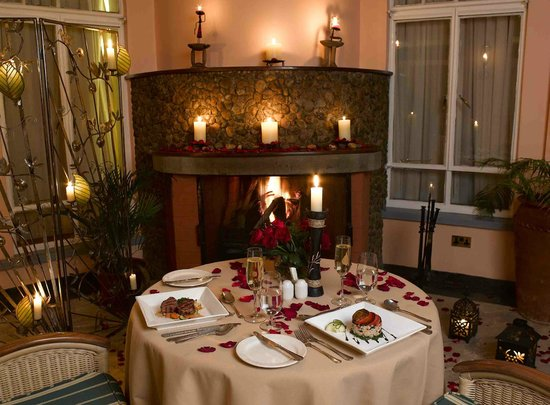 House of Waine: Romantic dining for special events