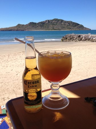 Pancho's: Drinks with a view!