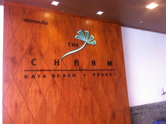 The Charm Hotel : Lobby