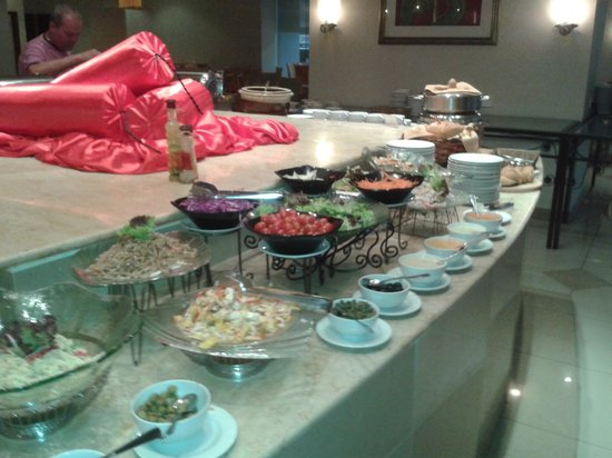 Royale Chulan Bukit Bintang: Dinner buffet