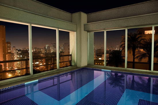 Etoile Hotels Itaim: Pool