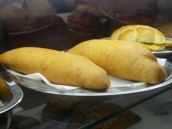 Ribera, Italia: Calzone fritto prosciutto e mozzarella