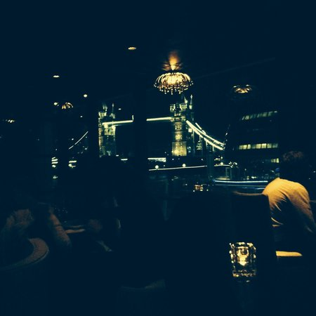 Gaucho : Dinner with a lovely view!