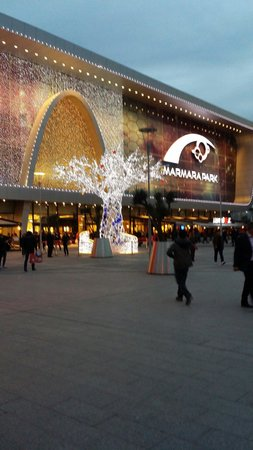 ‪Marmara Park Shopping Center‬