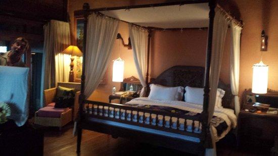 Hotel Tugu Bali: Our room