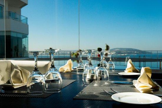 Restaurant Tingis - Picture Of Hotel Farah Tanger  Tangier