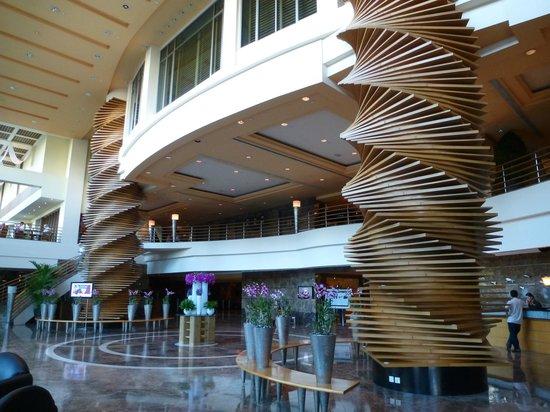 Sofitel Saigon Plaza: Lobby