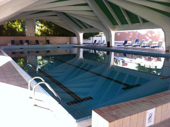 Ain Al Faida One To One Hotel And Resort: Great outdoor pool, clean, large and warm
