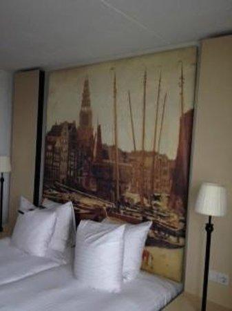 WestCord Art Hotel Amsterdam: Ogni camera una sorpresa diversa