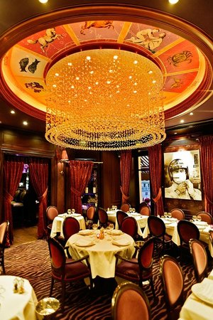 L'Aventure: Le Restaurant 1