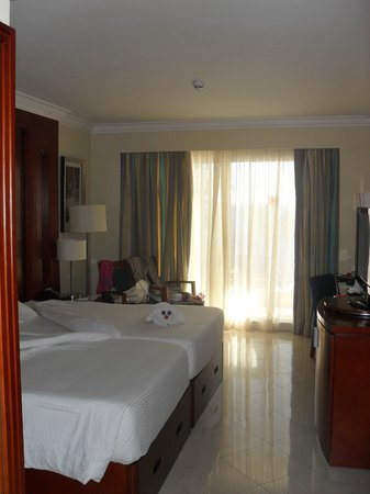 Xperience Sea Breeze Resort: Really comfy beds
