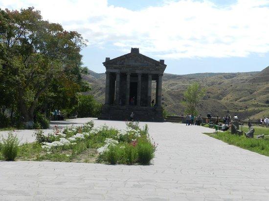 Garni Temple: temple of Garni