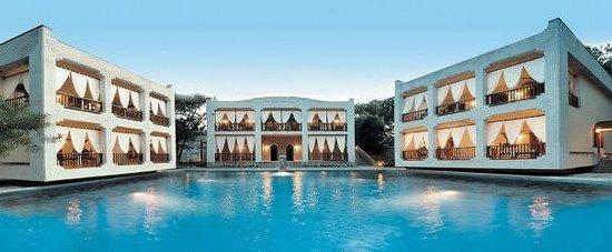 Kilili Baharini Resort & Spa: Arab and Spa area