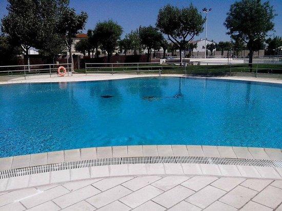 piscina municipal casar de caceres picture of casar de