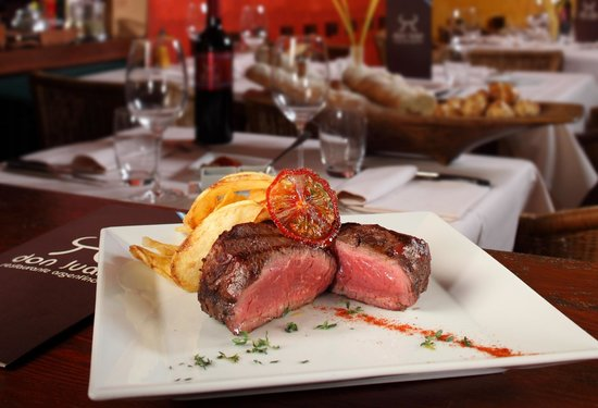 Don Juan : CHURRASCO DE LOMO
