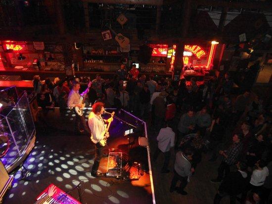 Billy Bob's: Concert