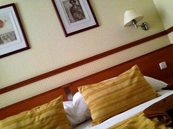 Adria Hotel Prague: номер