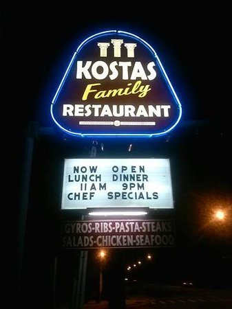 Kostas Family Restaurant - Palmetto