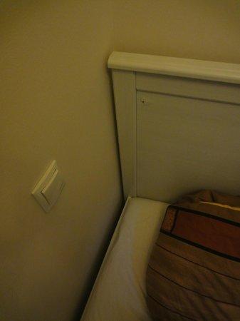 Simon-Dach Apartments: Il letto incastonato nelle pareti