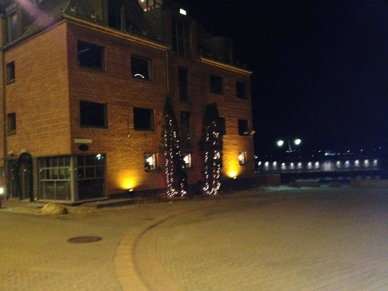 Novotel Goteborg: View from the Entrance