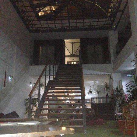 Lisbon Destination Hostel : Common area