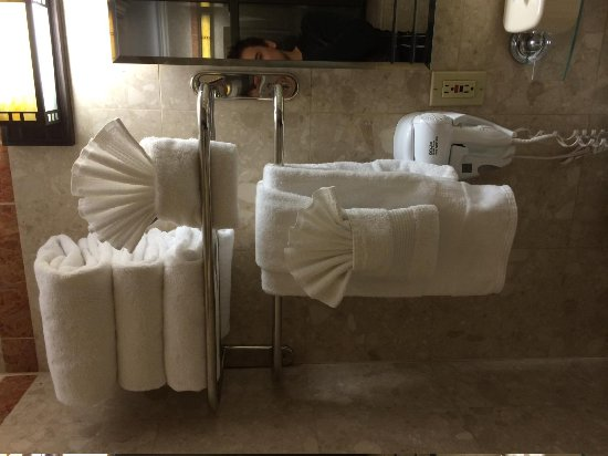 Radio City Apartments : Towels