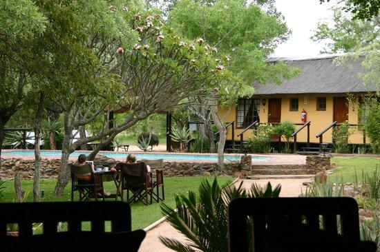 Thornhill Safari Lodge: wonderful days