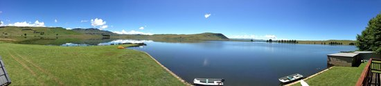 Sani Valley Lake and Nature Lodges: Sani Valley Lake
