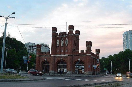 King's Gates Museum : Июнь 2013г
