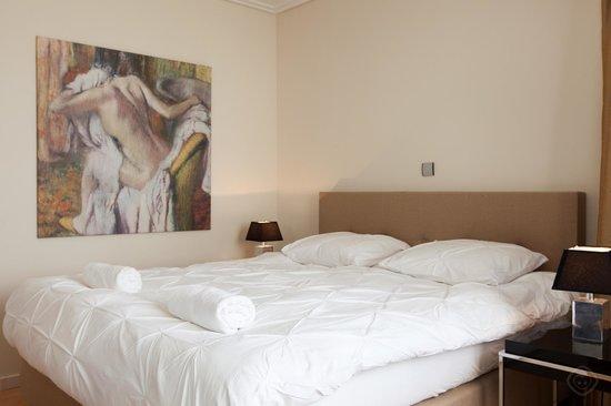 Visseringstaete: bedroom