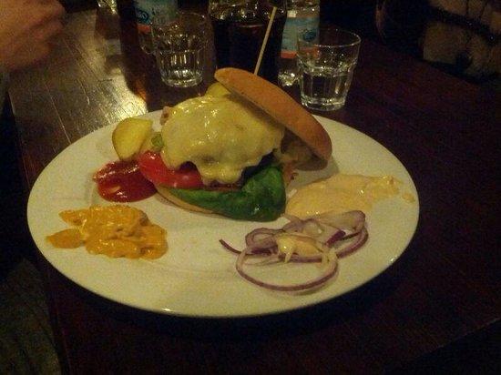 The Celtic Pub Mestre: Hamburger numero 5!