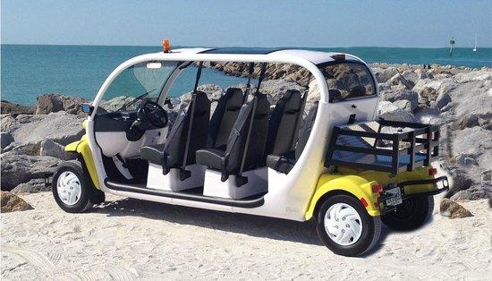 Venice Island Shuttle - Tours