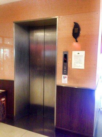 Boss Suites: Lift