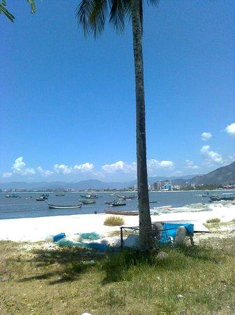 Praia Camaroeiros