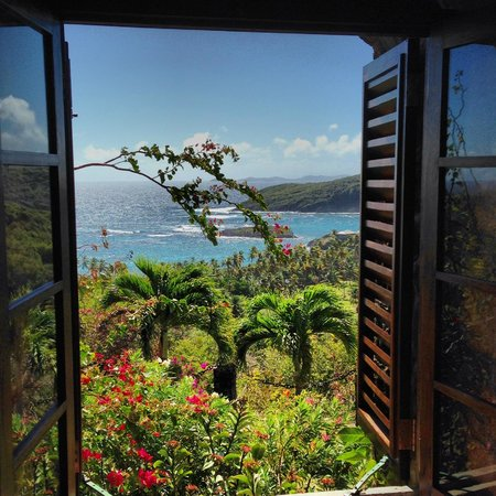 Sugar Reef Bequia: View from the Baliseau room
