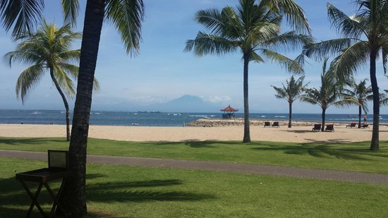 Club Med Bali : the beachfront