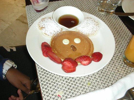 Jaipur Marriott Hotel: Breakfast special