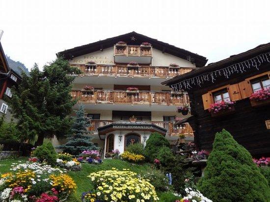 Hotel Romantica: 外観