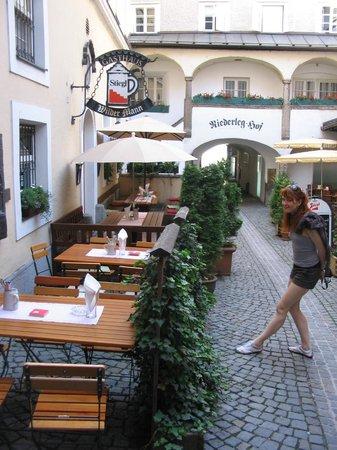 Gasthaus Wilder Mann: ресторан