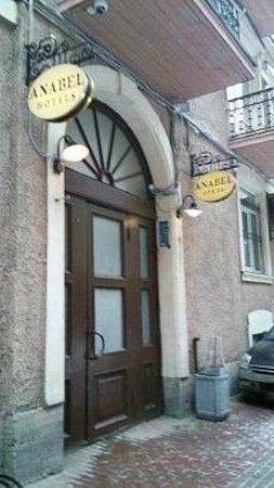 Nevsky Contour Hotel: ホテルの建物の入り口