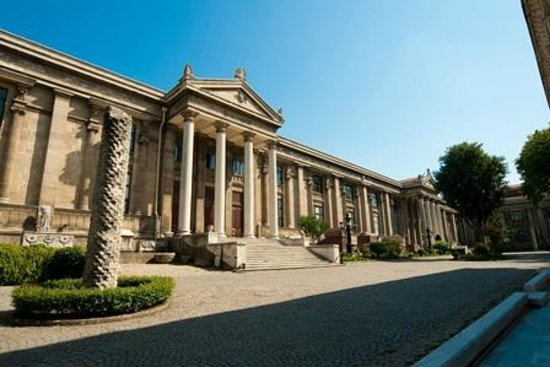 Archäologisches Museum Istanbul (İstanbul Arkeoloji Müzesi): Provided by: Istanbul Archaeology Museum